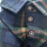 画像12: タータンチェックシャツ(グリーン) (12)